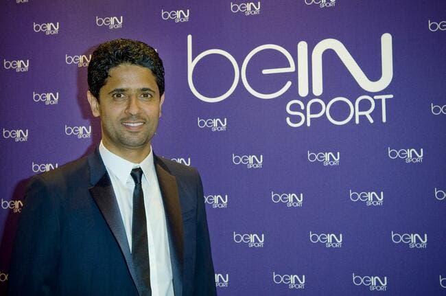 Nasser Al-Khelaifi remplacé à la présidence de BeInSports