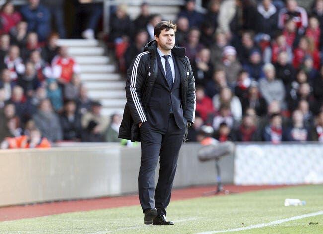 Pochettino nommé manager de Tottenham