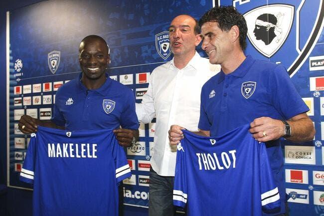Un jeune du PSG pour accompagner Makelele à Bastia ?