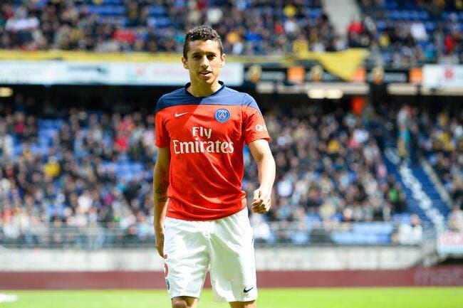 10ME séparent le PSG du Barça pour l'échange Alves - Marquinhos