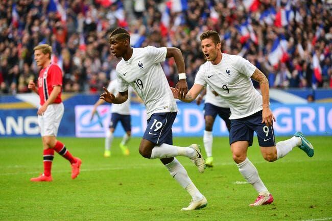 Même Larqué a bien aimé l'équipe de France