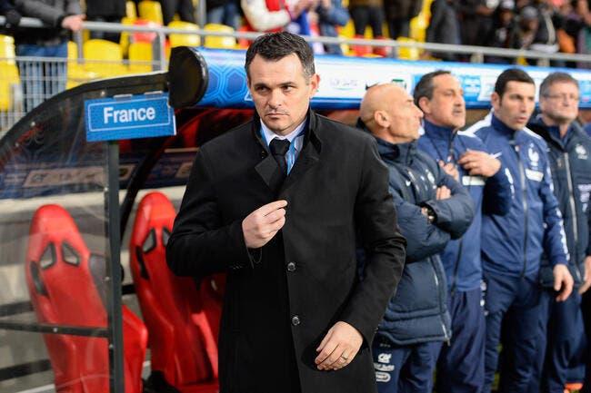 Sagnol explique pourquoi il a préféré Bordeaux aux Bleuets