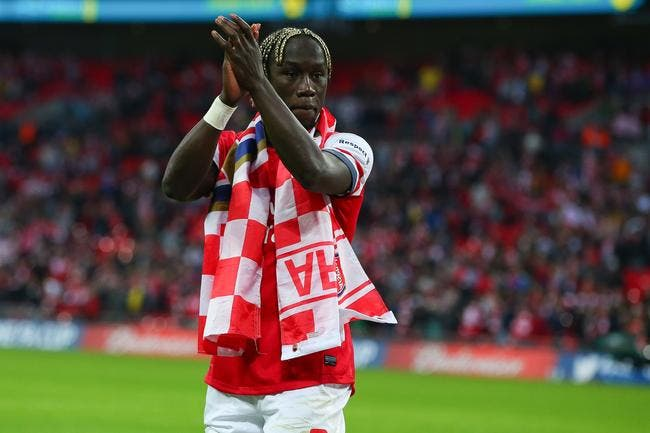 Officiel : Sagna va quitter Arsenal