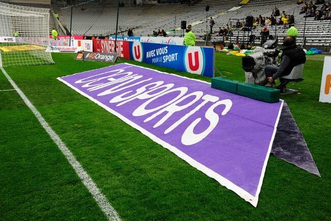 BeInSports claque 480 ME pour les droits de la L1 à l'étranger