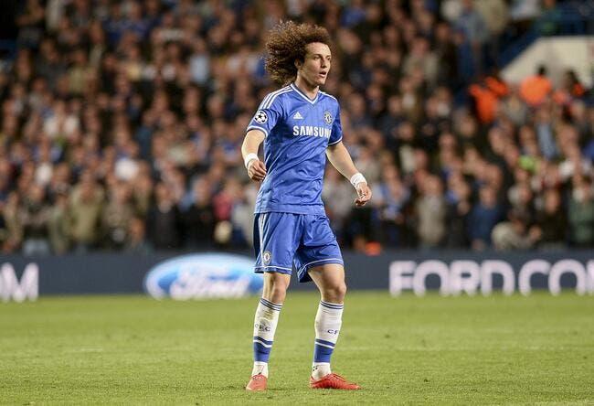 David Luiz, le vrai, débarque au PSG