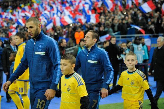 Ribéry, Benzema, Deschamps n'a pas de plan B estime Coupet
