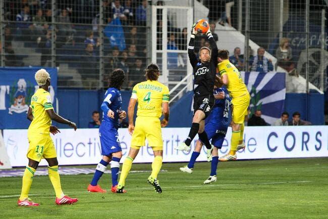 Bastia en furie pourrait attaquer la LFP pour 1,7ME