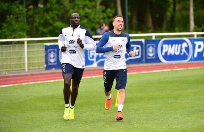 L'inquiétude grimpe pour Ribéry chez les Bleus