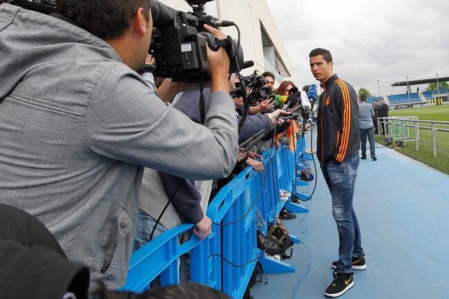 Cristiano Ronaldo veut éviter la selfie-mania au Brésil