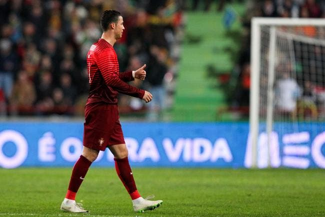 Le Portugal tremble pour Cristiano Ronaldo