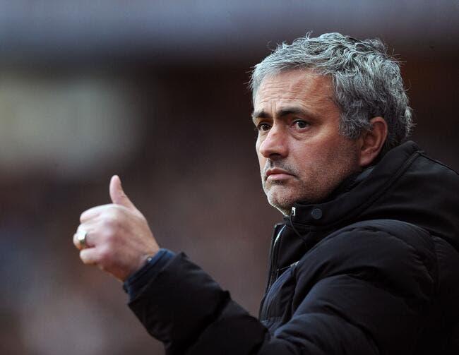 Nasri ou pas, Mourinho a un avis très clair