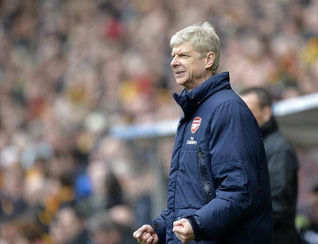 Wenger annonce la naissance d'un « grand Arsenal »