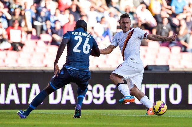 Naples - AS Rome : 2-0