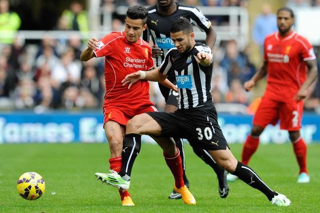 Newcastle - Liverpool : 1-0
