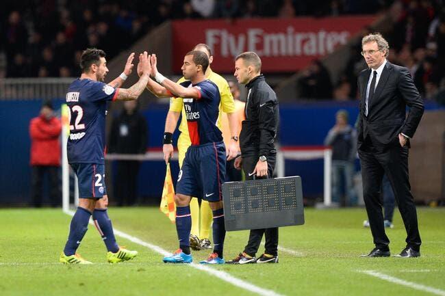 Rothen pousse un Brésilien du PSG sur la touche