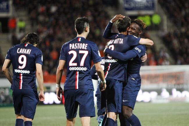 A Lorient, « ce n'était pas le PSG » qui jouait