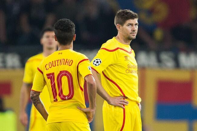 Gerrard pense à partir, City est sur le coup