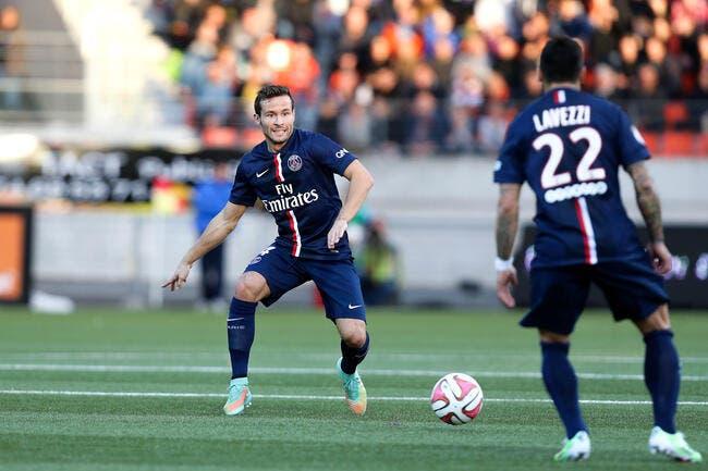 Leboeuf demande à un joueur de quitter le PSG