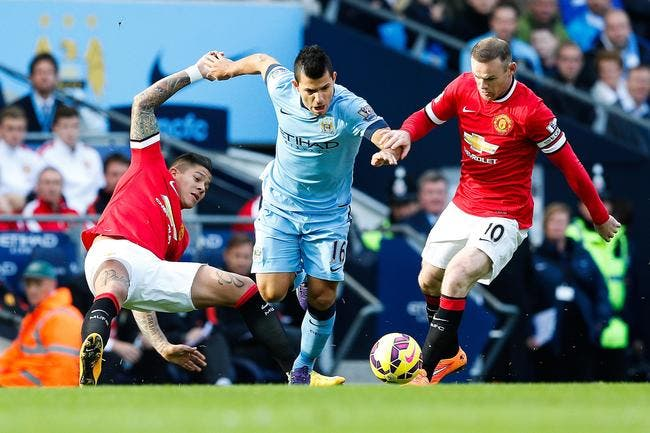 Man City - Man Utd : 1-0