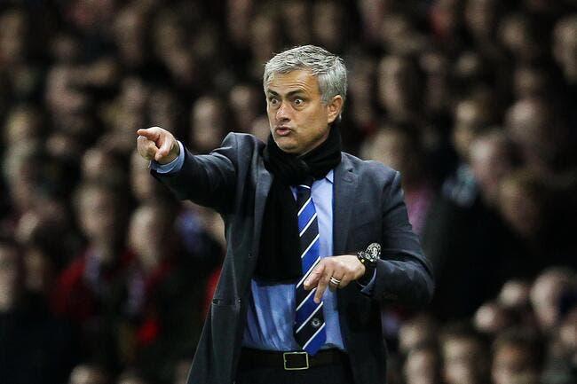 Mourinho démolit le mythe de l'ambiance des stades anglais