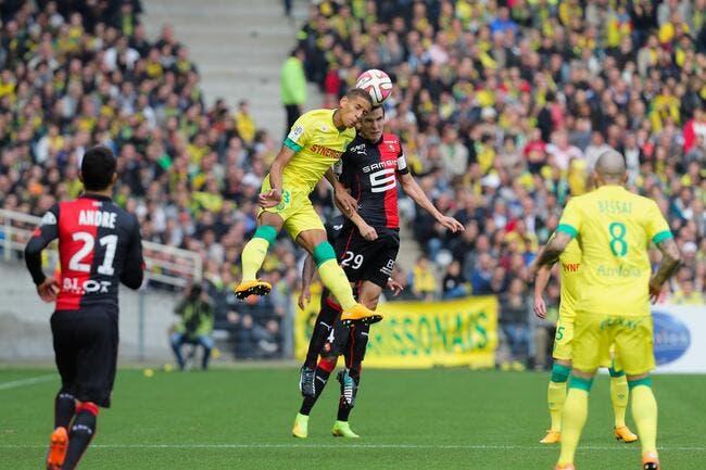 Nantes avoue de vrais regrets après le nul contre Rennes