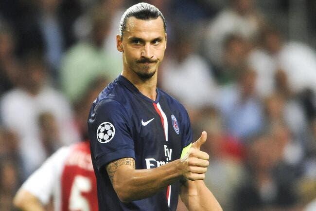 PSG-OM, Zlatan décidera si Ibrahimovic peut jouer...