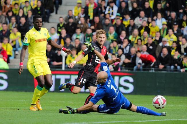 Rennes se voyait bien gagner à Nantes