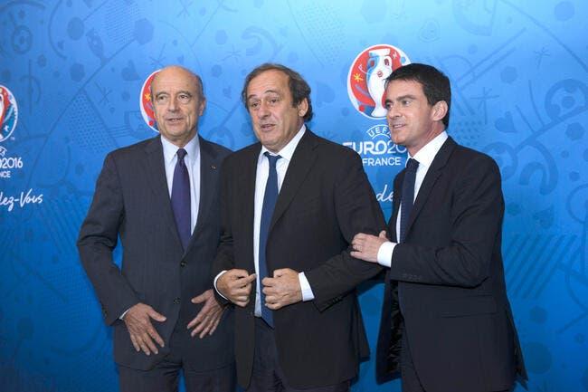 Euro 2016 : Un hallucinant cadeau fait à l'UEFA !