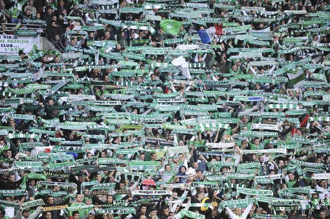 Le Chaudron sera plein à ras bord pour ASSE-Inter Milan