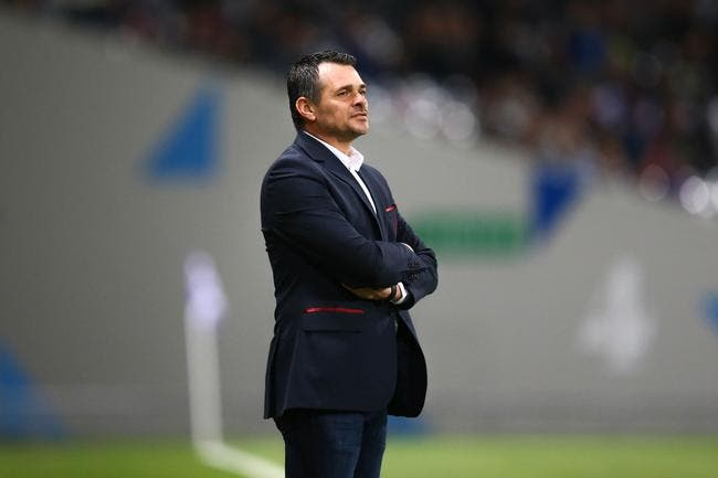 Bordeaux tente de défendre Sagnol
