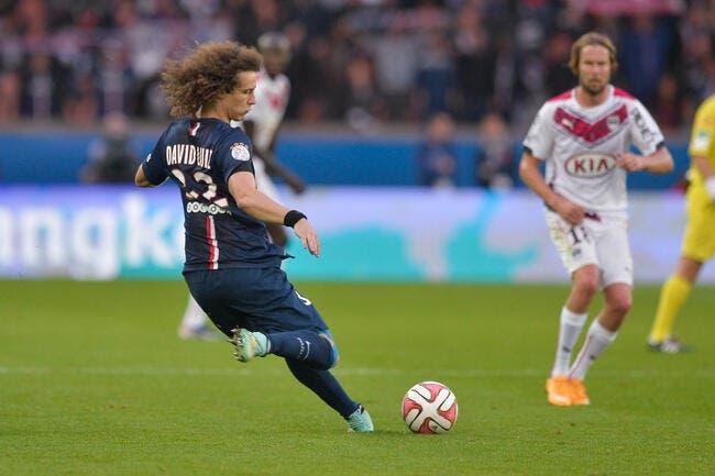 David Luiz peut tout faire foirer au PSG balance Roche