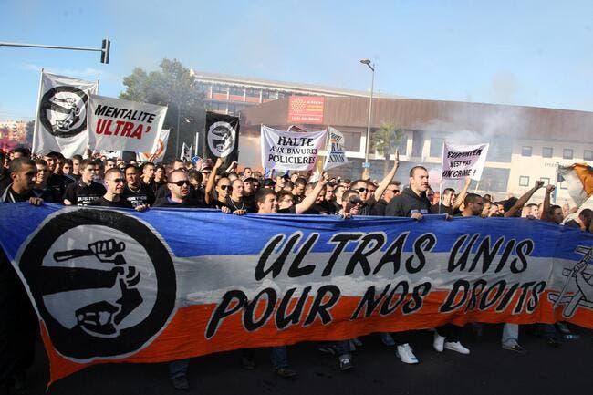 Manif à Lyon : La mobilisation des Ultras fonctionne