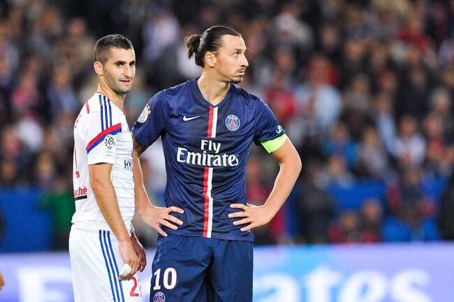 L'OL tremble moins devant un PSG sans Ibrahimovic