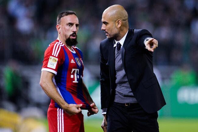Ribéry voulait signer à l'OL pour 25ME