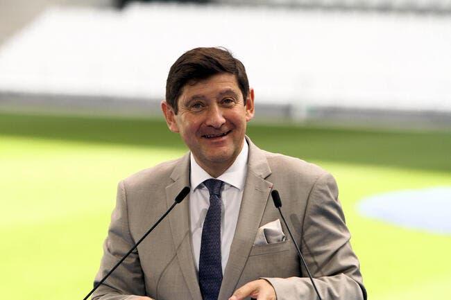 La France assume son cadeau fiscal à l'UEFA pour 2016