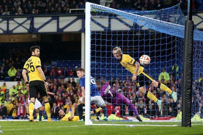 Lille coule à Everton