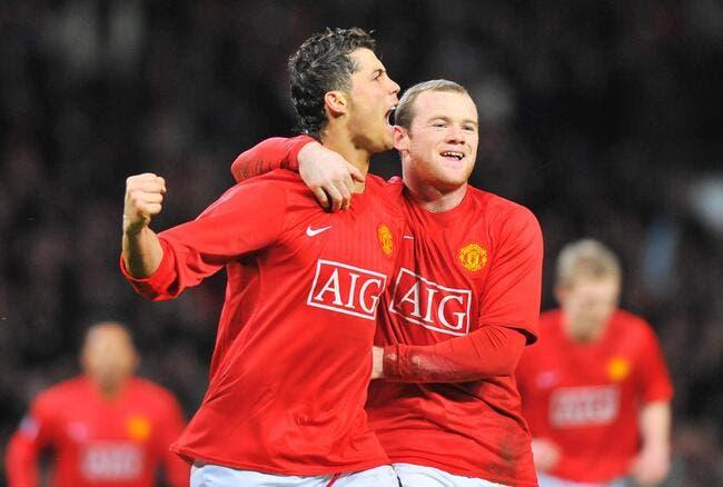 Cristiano Ronaldo ou Messi Ballon d'Or ? Rooney a décidé