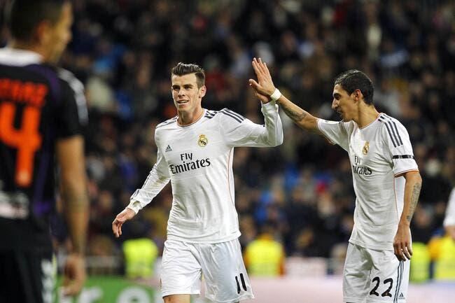 Di Maria-Bale, l'improbable échange entre le Real et MU