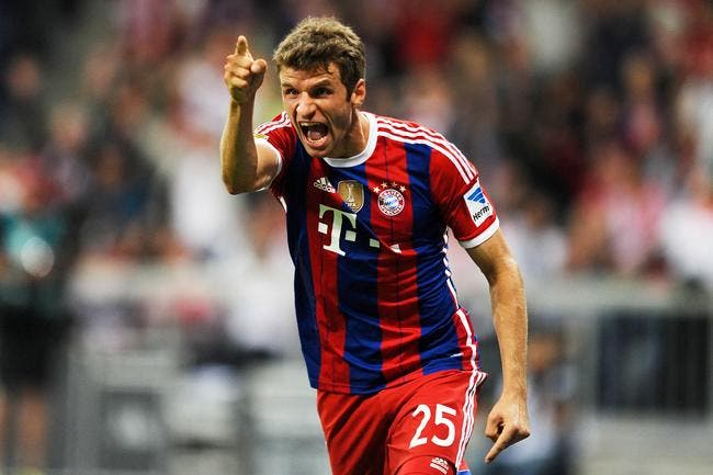Francfort - Bayern Munich : 0-4