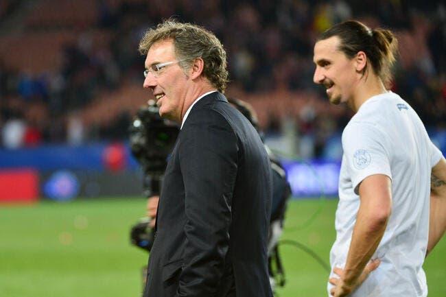 Ibrahimovic contre l'OM ? Zlatan décidera confirme Blanc