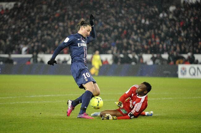 Ibrahimovic «n'empêche pas de dormir» Mandanda