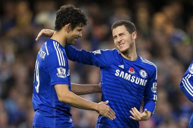 Liverpool - Chelsea : 1-2