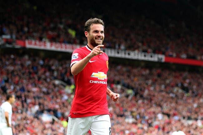 Manchester Utd - Crystal Palace : 1-0