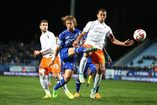 Montpellier a bien aidé Bastia constate Courbis