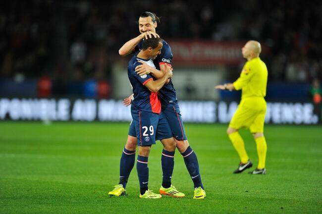 Comment Ibrahimovic a méchamment recadré Lucas au PSG