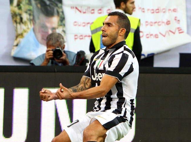 Juventus - Parme: 7-0