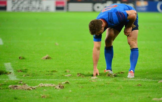 Le Vélodrome contraint de changer de pelouse après le rugby