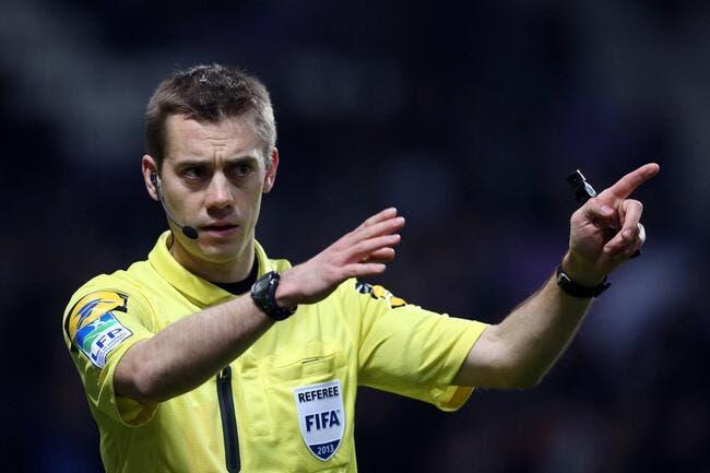 Clément Turpin avoue sa boulette lors de PSG-OM
