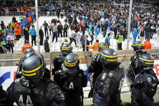 Des bus de supporters caillaissés après PSG-OM