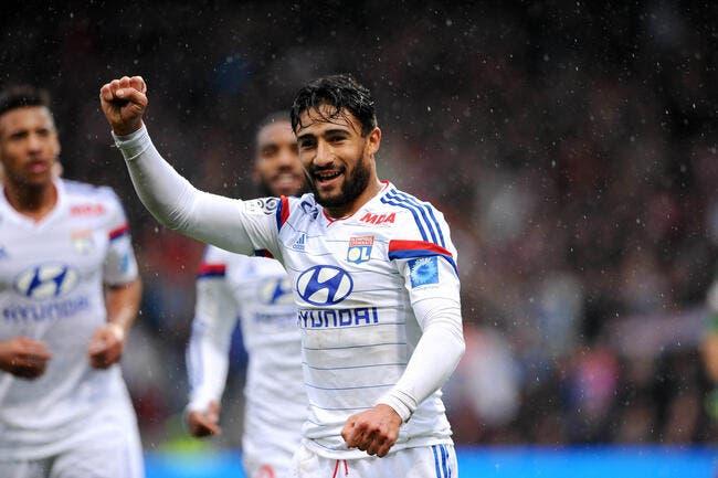 Fekir évite le clash avec le coach des Espoirs français